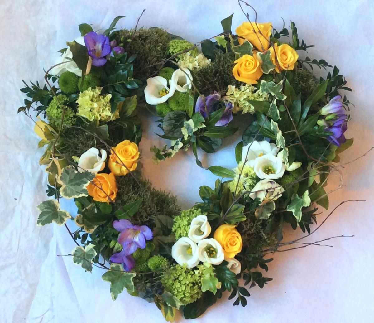 Funeral flowers rla funeral directors ltd funeral flowers izmirmasajfo