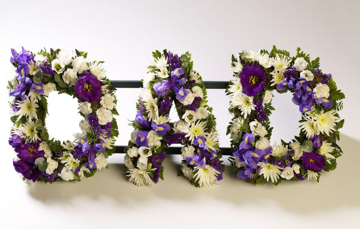 Funeral flowers rla funeral directors ltd funeral flowers dhlflorist Image collections